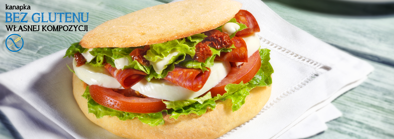 kanapka bez glutenu